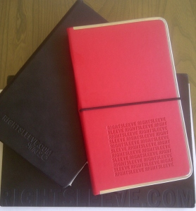 Rightsleeve Notebooks
