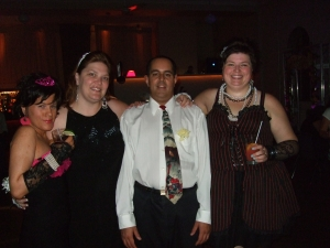 Ravi and his first prom dates