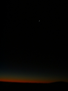 Hawaii Sunrise with Star